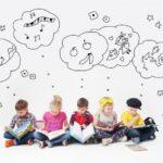 子供達の想像力